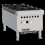 Vulcan VCRH12 Hot Plate, Gas