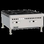 Vulcan VCRH24 Hot Plate, Gas