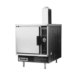 Vulcan VSX5G Convection Steamer, Gas