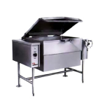 Southbend BECT-40 Tilting Skillet Braising Pan, Electric