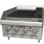 Southbend HDCL-24 Charbroiler, Gas Lava Rock