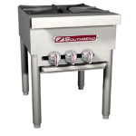 Southbend SPR-1J Stock Pot Range 18″, Gas