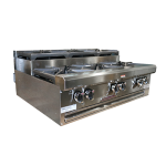 Southbend HDO-24SU Hot Plate, Gas Step-Up