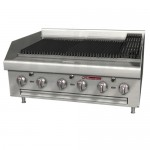 Southbend HDCL-36 Charbroiler, Gas Lava Rock