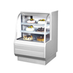 Turbo Air TCGB-36-DR Non-Refrigerated Bakery Display Case
