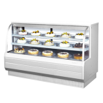 Turbo Air TCGB-72-CO Dry / Refrigerated Bakery Display Case