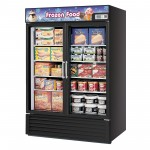 TURBO AIR TGF-49FBE Freezer Merchandiser