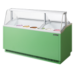 TURBO AIR TIDC-70G Ice Cream Dipping Cabinet