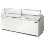 TURBO AIR TIDC-91W Ice Cream Dipping Cabinet