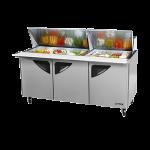 TURBO AIR TST-72SD Sandwich-Salad Prep Table, DELUXE