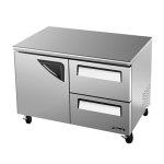 TURBO AIR TUF-48SD-D2 Undercounter Freezer