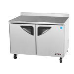 TURBO AIR TWF-48SD Work Top Freezer