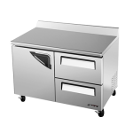TURBO AIR TWF-48SD-D2 Work Top Freezer