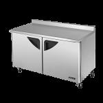 TURBO AIR TWF-60SD Work Top Freezer