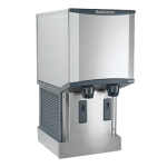 Scotsman HID312AW-1 Ice Maker and Water Dispenser
