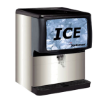 Scotsman ID250B-1 Ice Dispenser