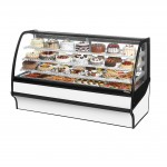 TRUE TDM-R-77-GE/GE-W-W Refrigerated Bakery Display Case