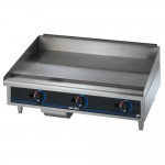 Star-Max Griddle countertop gas 36in, 60000 BTU