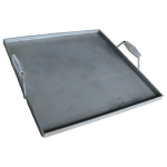Deluxe Griddle Top, 24in.L x 24in.W, covers four burners